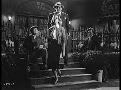 The Tarnished Angels (1957) with Robert Stack, Dorothy Malone,Rock Hudson movie