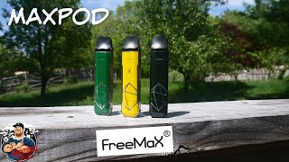 MaxPod by Freemax! Different From The Cookie Cutters?