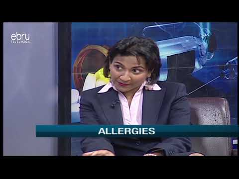 Symptoms And Signs Of Allergies
