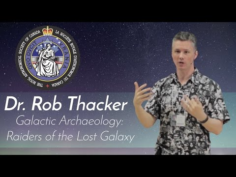Galactic Archaeology: Raiders of the Lost Galaxy
