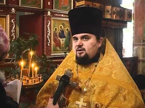 Мощи святого Андрея Первозванного в селе Красное