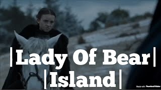 Game Of Thrones Tribute lyanna mormont Lady Of Bear Island | I Don't Need Your Permission