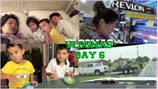 VLOGMAS Day6: HAGGARD DAY | PAROON AT PARETO + PARANG MY BAGUIO