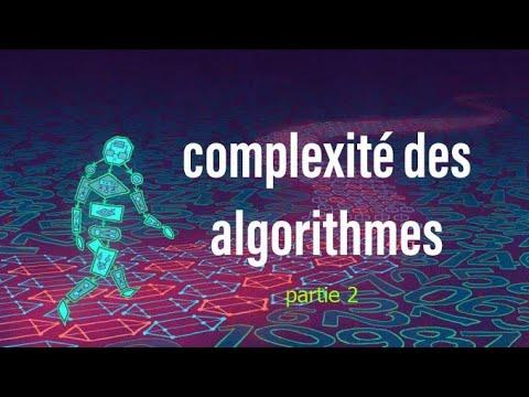 Algorithmique (ASD) : Complexité Des Algorithmes Partie 2