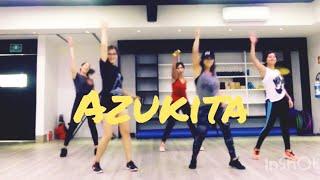 Azukita - Steve Aoki, Daddy Yankee, Play N Skillz, Elvis Crespo Zumba Fitness con Nath