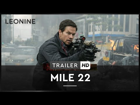 Mile 22 - Trailer (deutsch/ german; FSK 12)