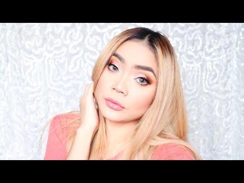 Makeup buat Kondangan, Tunangan | ACNE PRONE SKIN | BAHASA | SADDY AULIA