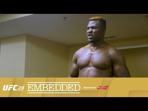 UFC 218 Embedded: Vlog Series - Episode 4