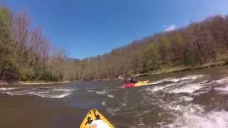 New River 5/3/2014 Day Paddle