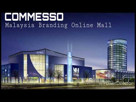 Commesso Online Mall,Malaysia Branding Online Mall