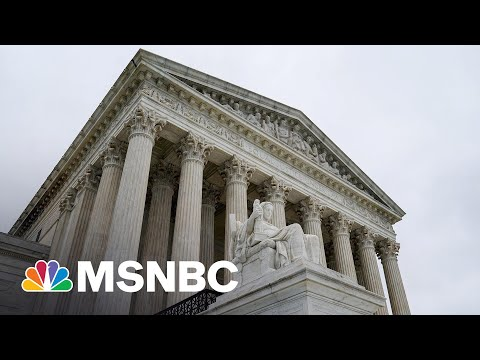 Supreme Court To Take Up Gun Rights Outside The Home   Hallie Jackson   MSNBC