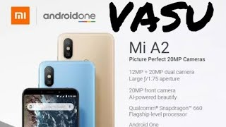 Xiaomi MI A2 full Review / MI A2 Android one smartphone / MI A2 specification / MI A2