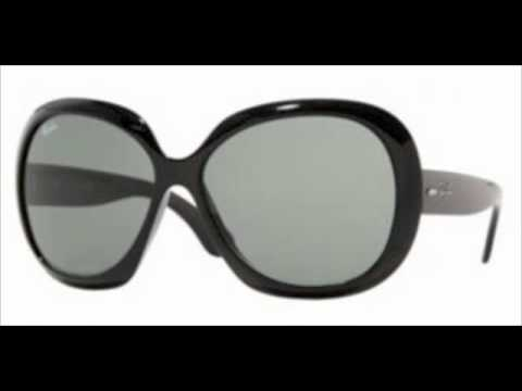 28f5837391 Ray Ban Jackie Ohh Black RB 4098 601 71 Sunglasses - YouTube