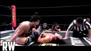 Konosuke Takeshita vs HARASHIMA (DDT 20th Anniversary Show 2017) - Highlights