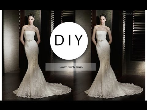 How To Make My Own Wedding Dress 42 Good How to add a
