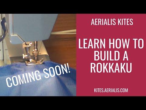 Learn How to Build a Rokkaku! COMING SOON!