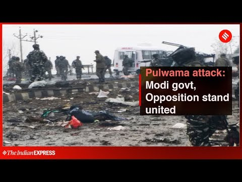 """Pulwama Terror Attack: Those who committed the heinous act will pay """"a heavy price"""": PM Modi Mp3"""