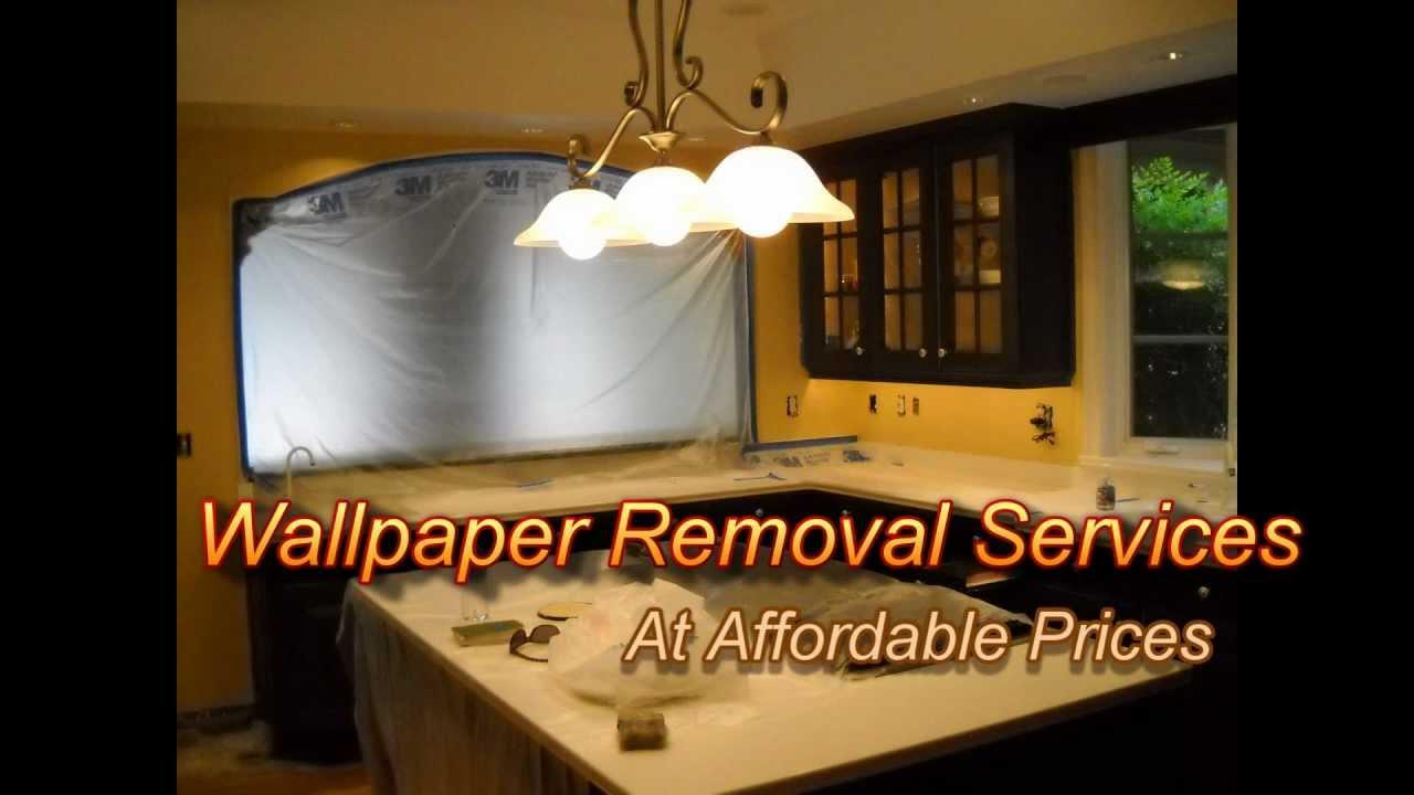 Wallpaper Removal Jacksonville, FL | Wallpaper Removal Service | (904) 416-8606