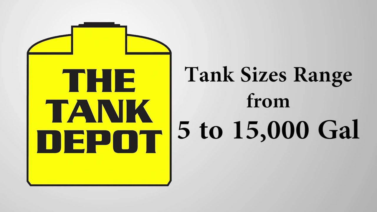 Plastic Water Storage Tanks Austin Texas  sc 1 st  YouTube & Plastic Water Storage Tanks Austin Texas - YouTube