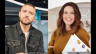 Justin Timberlake Apologised to Mandy Moore for 'Big Feet' Comments
