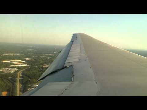 Landing at Hartsfield-Jackson Atlanta International Airport (ATL)