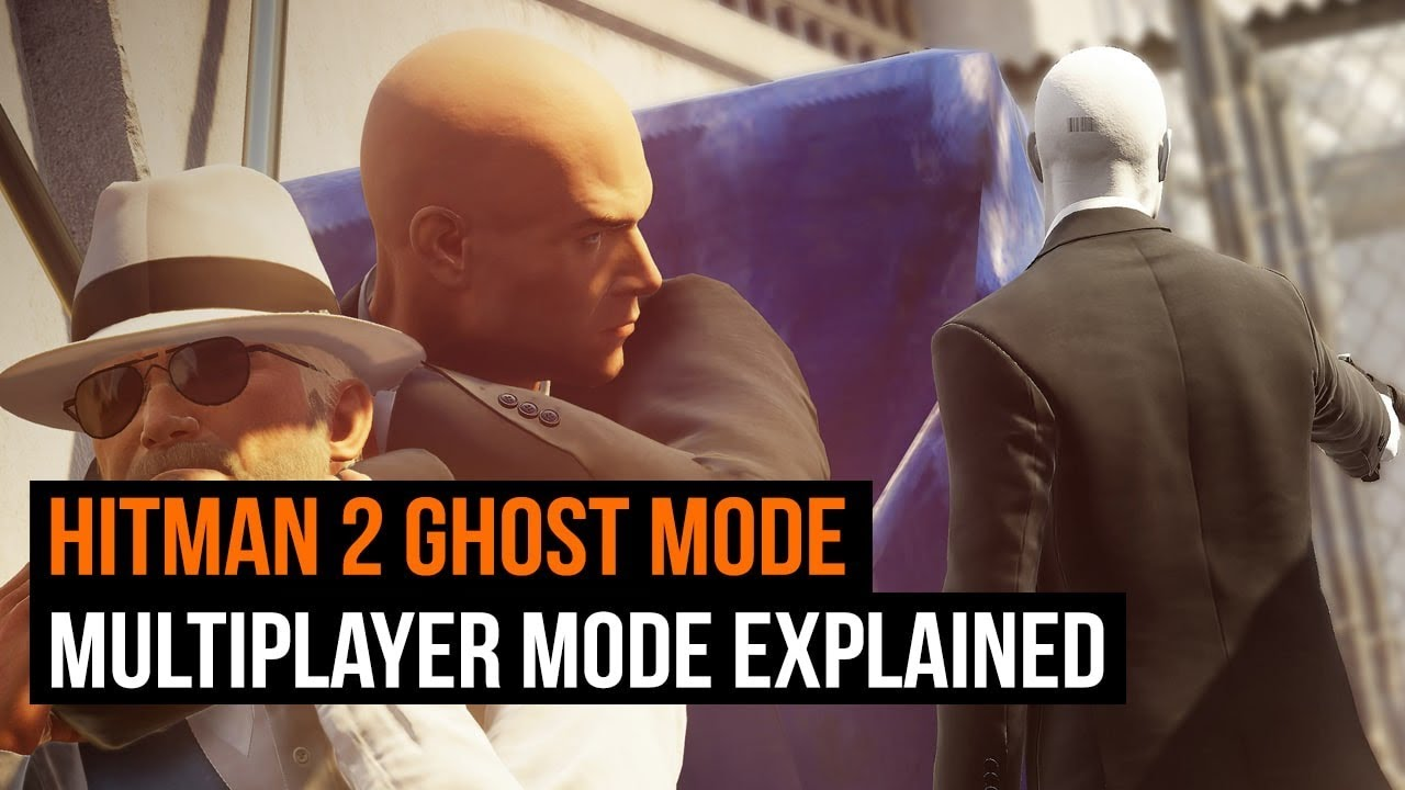 Hitman 2: Ghost Mode multiplayer explained