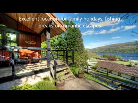 Loch Tay Highland Lodges - Holidays In Scotland By The Water - Waterside Breaks