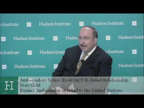 The Ambassadors Series: Former Israeli Ambassador Discusses The Evolving U.S.-Israel Relationship