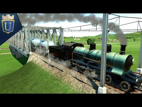 Transport Fever Gameplay   The Price of Oil   Part 8
