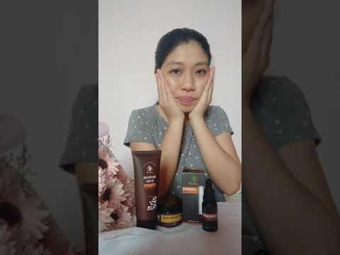 Bộ dưỡng da mặt cho mẹ bầu Wonmom