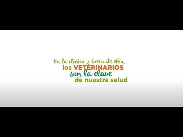'En la clínica y fuera de ella, los veterinarios son la clave de nuestra salud'