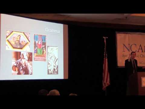 2013 Charter Schools Conference - Back to Grammar - Dr. Daniel Coupland