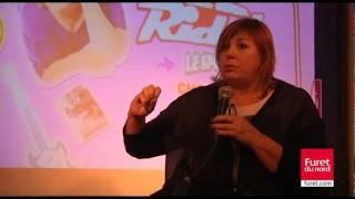 Rencontre avec Michèle Bernier autour de son spectacle en DVD - 9/12/2011