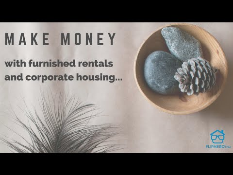 Kimberly Smith Explains How To Make Money With Furnished Rentals And Corporate Housing