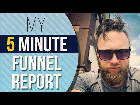 How To Build An Affiliate Marketing Funnel In 5 Minutes Or LESS | Simple Clickbank Sales Funnel