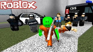 ON WANT TO THE PRISON ROBLOX