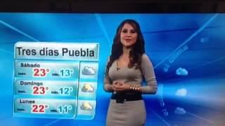 Diosas del clima América Álvarez