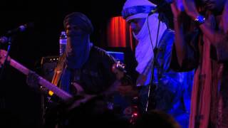 Tinariwen Belly Up 10 22 14 Chaghaybou
