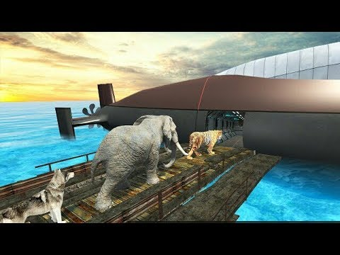Best Underwater Animal Transport 3D Android Gameplay HD - 2017