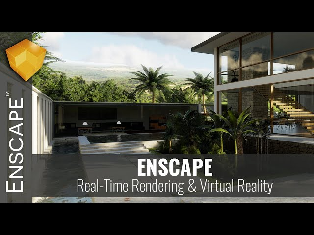 Enscape Download (2019 Latest) for Windows 10, 8, 7