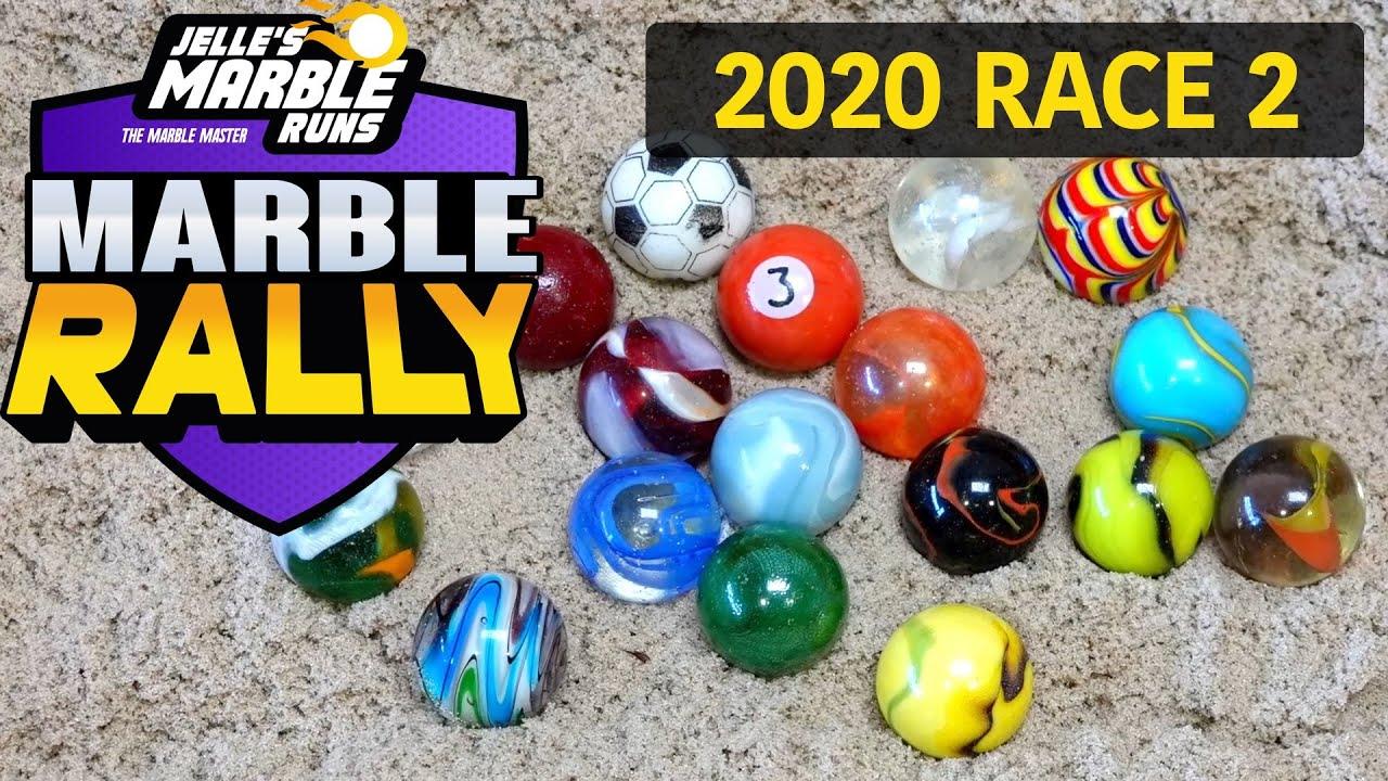 Incredible SAND Race! Marble Rally 2020 Race 2