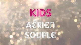 kids • Aérien Souple • Aerial Combo Challenge • Printemps 2021
