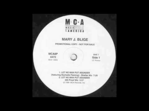 Mary J.Blige - LET NO MAN PUT ASUNDER