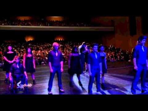 Glee - Pretending & Light Up The World (Official Performance + Lyrics)