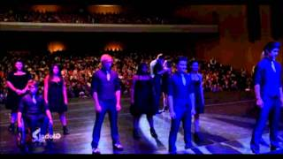 Glee - Pretending & Light Up The World (Official Performance + Lyrics)