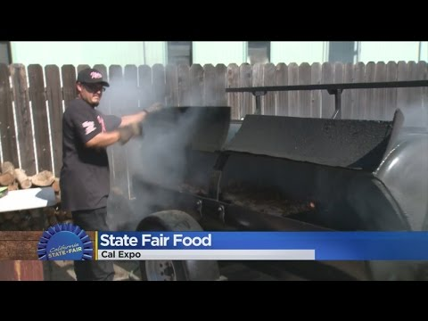 What Food Is Waiting For You At The California State Fair?