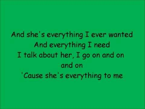 She's Everything - Brad Paisley *lyrics*