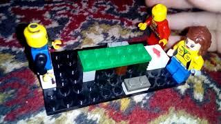 LEGO сериал следствие вёл Зайцев 1 сезон 2 серия потеря улик