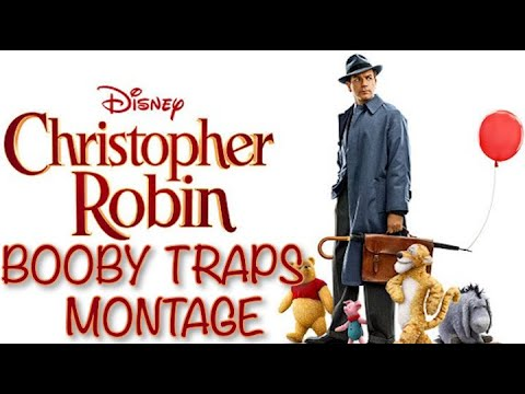 Christopher Robin: Booby Traps (Music Video)