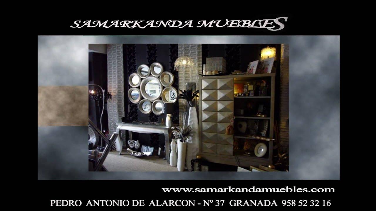Samarkanda muebles youtube - Samarkanda muebles ...